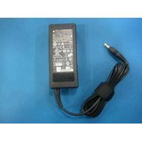 HP AC power adapter (65W) - Rated at 65W, 19.5V DC output netvoeding - Zwart