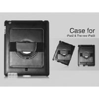 MicroMobile tablet case: 360degrees Rotating Case Black - Zwart