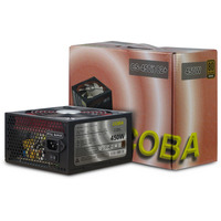 Inter-Tech power supply unit: Coba CS-450it 82+ - Zwart