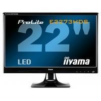 "Iiyama monitor: ProLite 21.5"" Full HD LED Monitor  - Zwart"