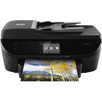 HP multifunctional: ENVY 7640 e-All-in-One printer - Zwart, Cyaan, Magenta, Geel