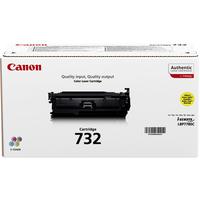 Canon cartridge: 732Y - Geel