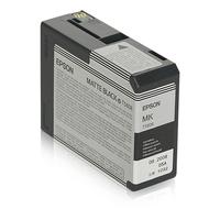 Epson inktcartridge: inktpatroon Matte Black T580800 - Mat Zwart