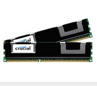 Crucial RAM-geheugen: 16GB kit, 240-pin DIMM, DDR3 PC3-850