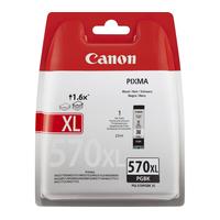Canon inktcartridge: PGI-570PGBK XL - Zwart Pigment