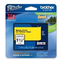 Brother labelprinter tape: TZe-661