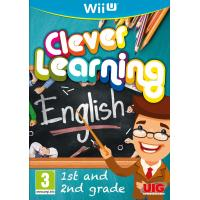 UIG Entertainment game: Clever Learning - English 1 + 2  Wii U