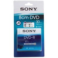8CM DVD-R 30-BLISTER 5PK .