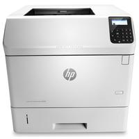 HP laserprinter: LaserJet Enterprise M606dn - Zwart