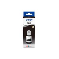 Epson inktcartridge: 101 EcoTank Black - Zwart