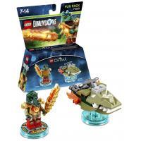 Warner Bros Lego Dimensions Fun Pack Chima Cragger Wave 1 Multiplatform 1000546246 Warner bros 1000546246 kopen