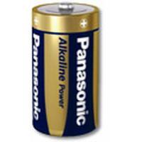 Panasonic batterij: 1x2 LR20APB - Blauw, Goud