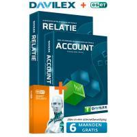 Davilex Davilex Account Basic + Gratis Relatie Basic + half jaar Gratis ESET S (87.12823.01071.6)