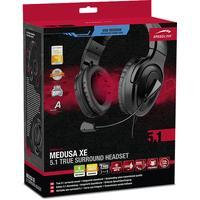 Speedlink, MEDUSA XE 5.1 True Surround USB Headset (Zwart)