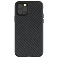 Mous Aramax Backcover iPhone 11 Pro - Zwart / Black Mobile phone case
