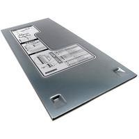 HP Top Cover/Access Panel forProliant XW25p Blade Workstation Computerkast onderdeel - Zilver