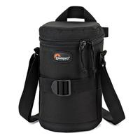 Lowepro : Lens case that fits a high-power zoom lens, Black - Zwart