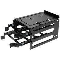 Corsair Computerkast onderdeel: 350D Single HDD Cage with 2x Tray - Zwart