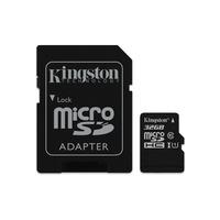Kingston Technology Canvas Select Flashgeheugen - Zwart