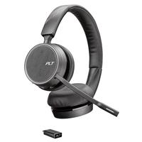 POLY Voyager 4220 UC Headset - Zwart