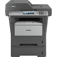 Brother multifunctional: 4 - in - 1 - Netwerk laserprinter  - Zwart