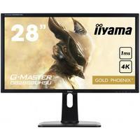 Iiyama monitor: G-MASTER GB2888UHSU - Zwart