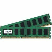 Crucial RAM-geheugen: 4GB, DDR4, 2400 MHz