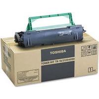 Toshiba toner: Toner TK-18 zwart + developer dp 80f/85
