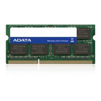 ADATA RAM-geheugen: 8GB, DDR3L, 1600MHz, SO-DIMM - Groen