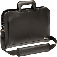 DELL laptoptas: Executive Leather Carrying Case - Draagtas voor Laptop - 13-inch - zwart - voor Studio XPS 13; XPS 13, .....