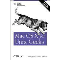 O'Reilly algemene utilitie: Media Mac OS X for Unix Geeks - eBook (EPUB)