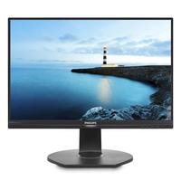 Philips monitor: Brilliance LCD-monitor met PowerSensor - Zwart