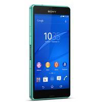 Sony smartphone: Z3 Compact - Groen