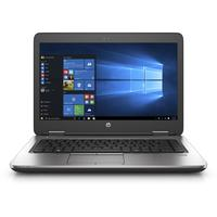 "HP laptop: ProBook 645 G2 14"" 128GB Windows 10 Pro - Zilver"