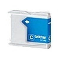 Brother inktcartridge: LC-1000CBP Blister Pack - Cyaan