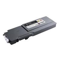 DELL cartridge: Zwarte tonercartridge extra met hoge capaciteit voor de laserprinter C3760n/ C3760dn/ C3765dnf (11000 .....