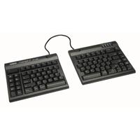Kinesis toetsenbord: Freestyle2 Ergonomic - Zwart, QWERTY