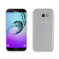 Muvit mobile phone case: Cover case for Samsung Galaxy A3 2017, Transparent - Transparant