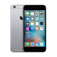 Apple smartphone: iPhone 6s Plus 16GB Space Gray | Zichtbaar gebruikt |  - Grijs (Refurbished LG)