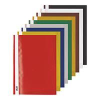 Herlitz archiefdoos: Flat file A4 PP assorted colours - Veelkleurig