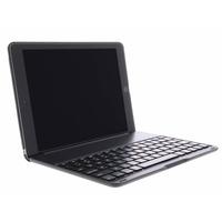 Centralpoint Bluetooth Keyboard Bookcase iPad (2017) / (2018) / Air - Zwart / Black Product
