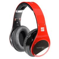 Ultron headset: boomer shift Pro - Zwart, Rood