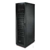 APC UPS: Symmetra PX 40 kVA Extended Run Frame w/ a start-up - Zwart