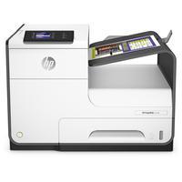 HP inkjet printer: PageWide 352dw - Zwart, Cyaan, Magenta, Geel