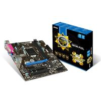 MSI moederbord: Intel LGA 1150, Intel H81 Express, 2 x DDR3 1066/1333/1600 MHz max. 16GB, SATAIII/SATAII, Realtek .....