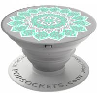 PopSockets product: Expanding Stand/Grip Peace Tiffany