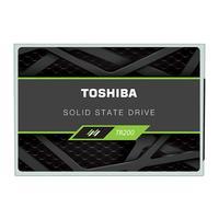 Toshiba TR200 SSD - Zwart