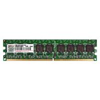 Transcend RAM-geheugen: 2GB, 240Pin Long-DIMM, DDR2-800