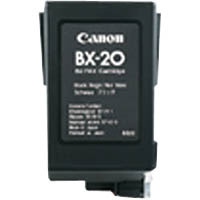 Canon inktcartridge: Printhead BX-20 - Zwart