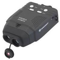Bresser Optics verrrekijker: 3x14 Digital Night Vision Device with recording function - Zwart, Blauw